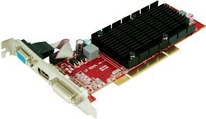 PowerColor Radeon HD 5450 Go! Green, 512MB DDR2, VGA, DVI, HDMI (AP5450 512MD2-SH/R81PL-PE3)