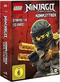 LEGO Ninjago Komplettbox Season 1-6
