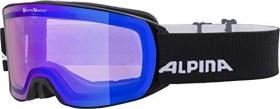 Alpina Nakiska black matt/blue (A7276831)