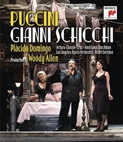 Giacomo Puccini - Gianni Schicchi (Blu-ray)