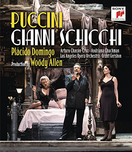 Giacomo Puccini - Gianni Schicchi (Blu-ray) -- via Amazon Partnerprogramm