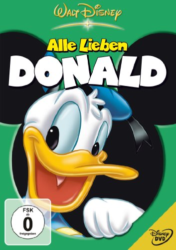 Alle lieben Donald -- via Amazon Partnerprogramm
