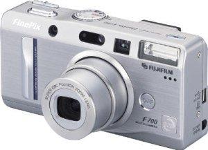 Fujifilm FinePix F700 (różne zestawy)