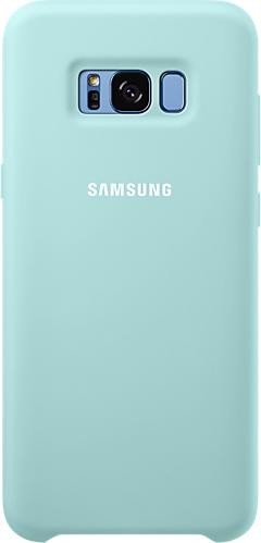Samsung Silicone Cover for Galaxy S8+ blue (EF-PG955TLEGWW)
