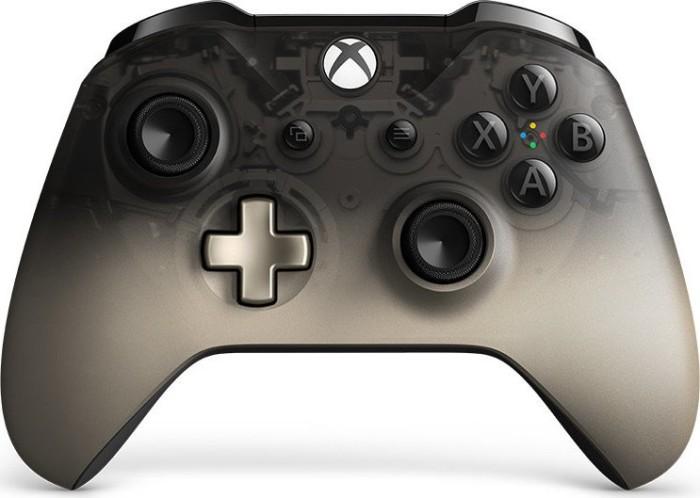 Microsoft Xbox One wireless controller phantom Black Special Edition (Xbox One/PC) (WL3-00101)