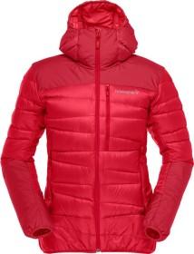 Norrøna falketind Down750 Hood Jacke true red (Damen) (1870-20-1105)