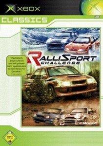 RalliSport Challenge (niemiecki) (Xbox)