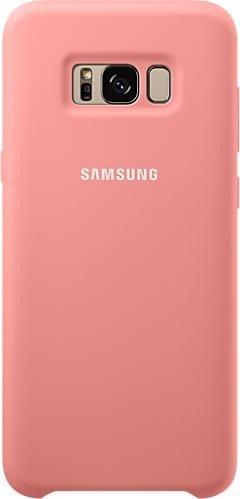 Samsung Silicone Cover für Galaxy S8+ pink (EF-PG955TPEGWW)