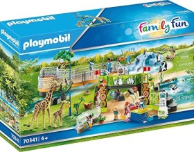 playmobil Family Fun - Mein großer Erlebnis-Zoo (70341)