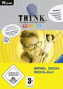 Think Kids - Game dich schlau (German) (PC)