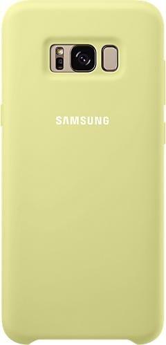 Samsung Silicone Cover for Galaxy S8+ green (EF-PG955TGEGWW)