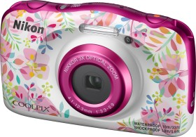Nikon Coolpix W150 Flowers (VQA113EA)