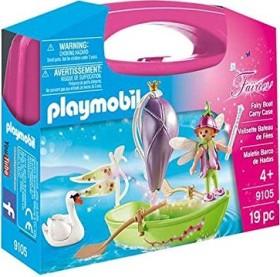 playmobil Fairies - Fairy Boat Carry Case (9105)