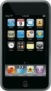 Apple iPod touch 16GB black (1G) (MA627*/B)