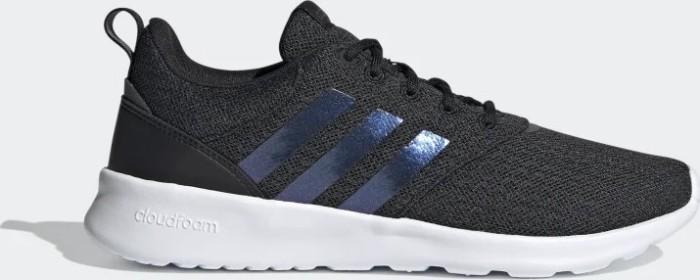 adidas QT Racer 2.0 core black/iridescent/grey six (ladies) (FY8309)