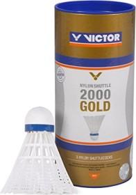 Victor shuttlecocks nylon Shuttle 2000, 3-ball can