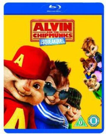 Alvin and the Chipmunks 2 - The Squeakquel (Blu-ray) (UK) -- via Amazon Part