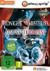 Midnight Mysteries - Haunted Houdini (PC)