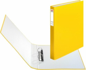 Herlitz maX.file protect Ringhefter A4, 25mm, gelb (11151503)