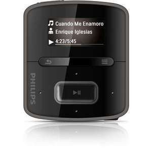 Philips GoGear RaGa 4GB black (SA3RGA04KN/02)