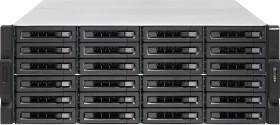 QNAP Turbo Station TS-2477XU-RP-2700-16G 192TB, 16GB RAM, 2x 10Gb SFP+, 4x Gb LAN, 4HE