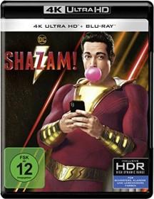Shazam! (4K Ultra HD)