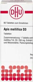 DHU Apis mellifica D3 Tabletten, 80 Stück