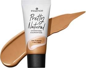 Essence Pretty Natural Hydrating Foundation 110 cool beige, 30ml