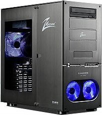 Zalman Z-Machine GT-1000 titan with side panel window