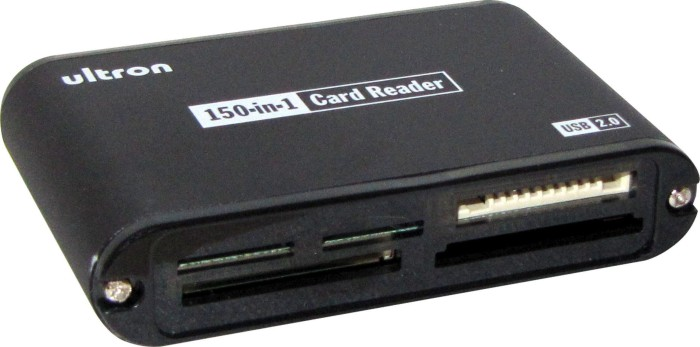Ultron Reader 150in1 HighSpeed SDHC, USB 2.0 (42139)