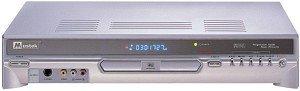 Mustek DVD-R100A Plus silver