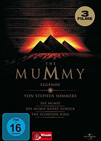 Mumien Box Set -- via Amazon Partnerprogramm