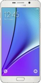 Samsung Galaxy Note 5 64GB weiß