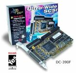 Tekram DC 390F ultra wide SCSI