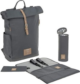 Lässig Rolltop Backpack Wickelrucksack anthracite (1103025236)