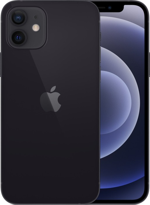 Apple iPhone 12 64GB schwarz
