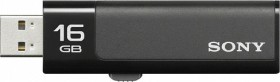 Sony Micro Vault Ultra Black 16GB, USB-A 2.0 (USM16GN)
