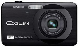 Casio Exilim EX-Z90 black