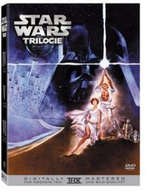 Star Wars Trilogie Box (movies 4-6)