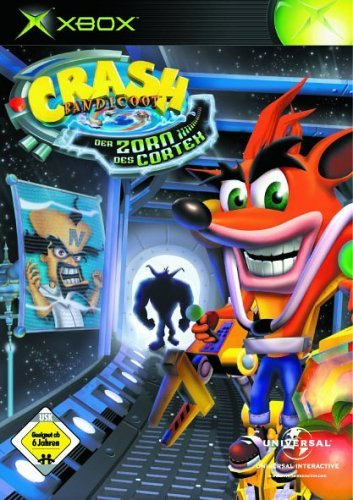 Crash Bandicoot 5 - Der Zorn des Cortex (deutsch) (Xbox) -- via Amazon Partnerprogramm