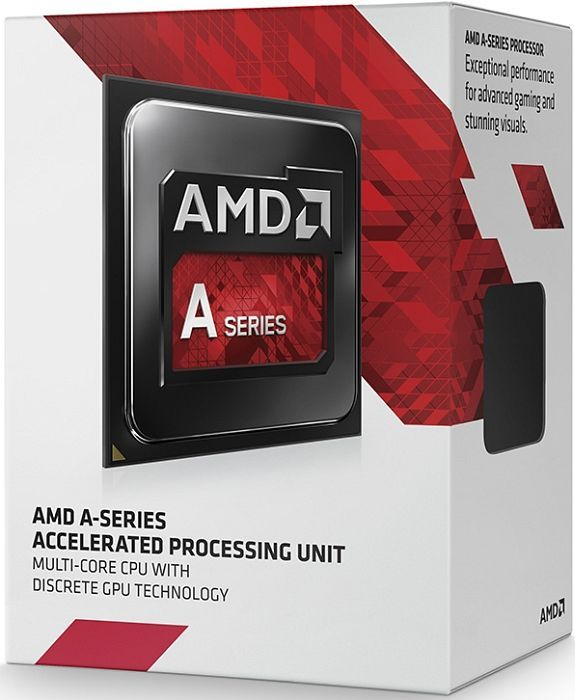 AMD  A8-7600, 4x 3.10GHz, boxed (AD7600YBJABOX)