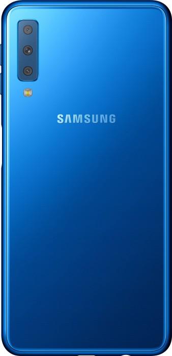 Samsung Galaxy A7 2018 A750fn Blau Ab 299 90 2019