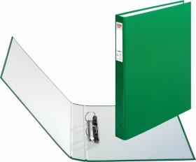 Herlitz maX.file protect Ringhefter A4, 25mm, grün (5364054)