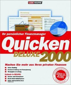 Lexware: Quicken 2000 DeLuxe (PC)