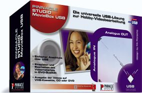 Pinnacle Studio 8.0 MovieBox USB (202261330)