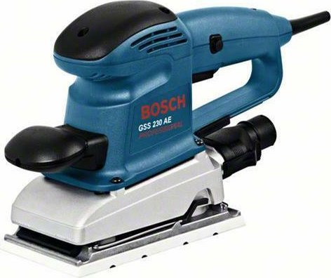 Bosch Professional GSS 230 AE electric orbital sander (0601292670) -- via Amazon Partnerprogramm