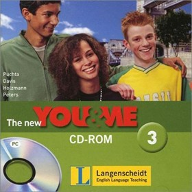 Klett Verlag The New YOU & ME - Sprachlehrwerk für HS und AHS Unterstufe in Österreich, CD-ROM 3 (deutsch) (PC)