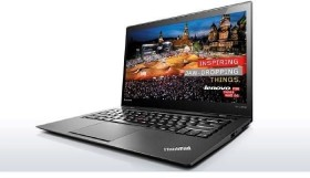 Lenovo ThinkPad X1 Carbon G2, Core i7-4600U, 8GB RAM, 512GB SSD (20A7A07KGE)