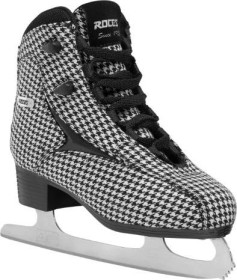 Roces Brits figure skating shoes white/black