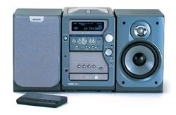 Aiwa XR-MR5 mit CD, CD-R/RW, Tuner